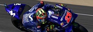 MotoGp, Francia: terze libere a Vinales, poi Marquez e Valentino