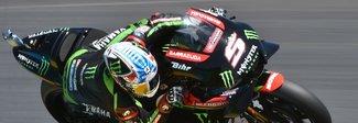 Gp di Francia, Zarco centra la pole position: nono Valentino Rossi