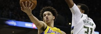 Nba: Golden State e Ball da record, Belinelli e Gallinari ko