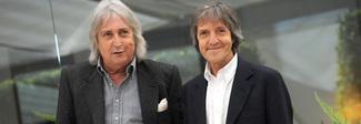 Fratelli Vanzina al lavoro per film comico sullo «sfascio totale dell'Italia»