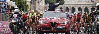 Giro d'Italia 2019, si parte da Bologna, Roma sarà città di tappa ma non per il finale