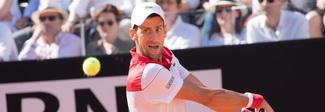 Djokovic: «Roma è casa mia. Sto tornando ad alti livelli»