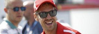Vettel: «Vincere a Monza con la Ferrari è un'altra cosa»