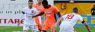 Il Padova rimonta nel finale due gol al Pescara: finisce 2-2