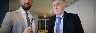 Carlo Ancelotti e Marco Tardelli all'Onu | Le videointerviste