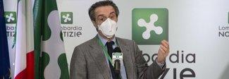 In Lombardia altri 345 morti: da domani mascherina obbligatoria