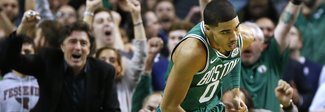 Nba, Boston continua a volare e batte anche Golden State