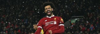 Liverpool, show di Salah. Quattro gol al Watford