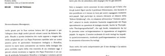 Il Vaticano costretto a diffondere il testo integrale della lettera di Ratzinger dopo bugie e omissioni