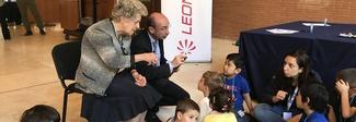 Fame Lab: Ercoli Finzi e Molina portano nello spazio bambini e ragazzi del Nat Geo Festival delle Scienze