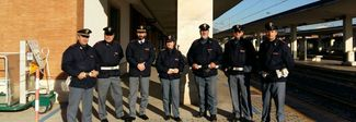 Foligno, pensionato smemorato soccorso in stazione da un capotreno e dalla polizia ferroviaria