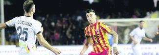 Benevento-Roma, test per 10mila: Bucchi lancia Ricci e Asencio