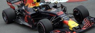 Gp Montecarlo, Ricciardo e Verstappen super nelle prime libere, poi Hamilton. Ferrari di Vettel 4^