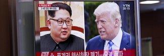 Trump cancella il vertice con Kim: «Pronti in caso di azioni avventate della Nord Corea»