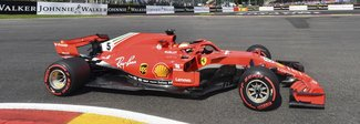 Formula 1, la Ferrari domina l'ultima sessione di prove libere: Vettel in testa e Raikkonen secondo. Hamilton terzo