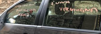 Parcheggio selvaggio, a Viterbo è il caos