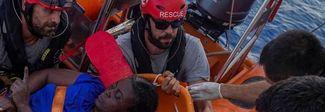 Gasol, campione Nba eroe tra i migranti in mare: «Ecco come ho salvato Josephine»