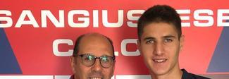 La Sangiustese prende un attaccante dal Perugia: ecco Odishelizde