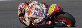MotoGp, trionfa Marquez: Iannone terzo, Valentino è quinto