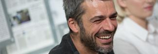 Luca Argentero: «Io, un permaloso nato per la felicità. Rifarei tutto, anche il Grande Fratello»
