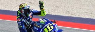 Rossi, ad Aragon voglio lottare per il podio