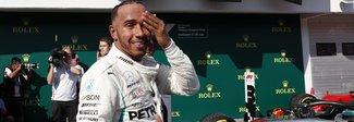 Hamilton ammette: «Quest'anno la Ferrari è più veloce di noi»
