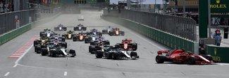 Formula Uno, più show dal 2019. La Fia vara modifiche aerodinamiche