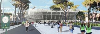 Gli Internazionali del futuro: nuova Next Gen arena e Piazza del Popolo