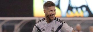 Ramos: «Cristiano Ronaldo? Non pensiamo al passato»