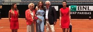 Ibi18, Racchette d'oro: premiati Mara Santangelo e Jan Kodes