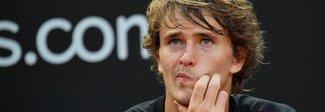 Zverev: «Nadal è ancora più forte di me. La pioggia non è stata mia amica»