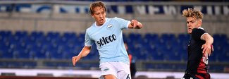Lazio-Bologna 1-1: a Verdi risponde Leiva