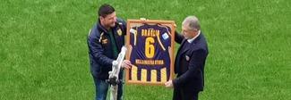 Juve Stabia, Braglia «benedice» la promozione: gli auguri degli ex