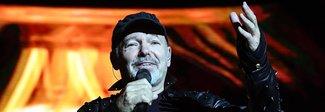Vasco Rossi: «Smettere? No, il palco è la mia droga». E quella frecciatina su Baglioni a Sanremo