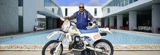 Motociclista giuliano stroncato da infarto mentre gareggia in Portogallo