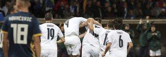 Bosnia-Italia 0-3. Acerbi, Insigne e Belotti firmano la vittoria. Record di successi consecutivi: 10
