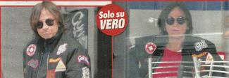 Gianna Nannini inarrestabile, con le stampelle a Milano dopo l'infortunio durante il concerto