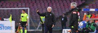 Gasperini: «Battuto un ottimo Napoli Adesso crediamo alla Champions»