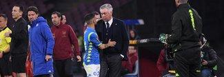 Insigne è un caso: il Napoli crolla con la Dea e Ancelotti lo tiene fuori