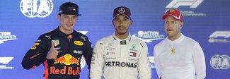 Gp Singapore, pole di Hamilton: secondo Verstappen, terzo Vettel