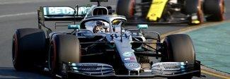 F1, Gp Australia: Hamilton in pole