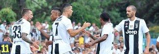 Juve, ultimo rodaggio alla Continassa prima del Chievo: 8 gol all'Under 23