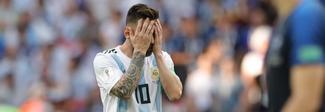 Argentina, Messi non convocato per due partite
