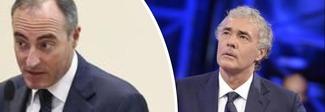 Massimo Giletti, scontro in diretta tv con l'assessore Giulio Gallera: «Errori gravissimi all'ospedale che non ha chiuso per coronavirus»