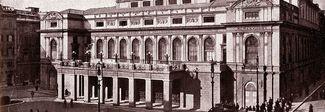 """17 maggio 1890 Prima esecuzione al Costanzi di Roma di """"Cavalleria rusticana"""""""