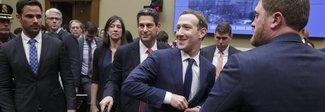 Facebook, Tajani annuncia: «Zuckerberg sarà all'Europarlamento nei prossimi giorni»