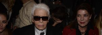 Karl Lagerfeld confessa: «Gli altri stilisti mi odiano»