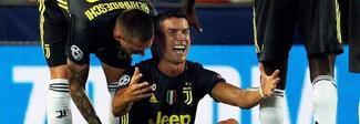 CR7 espulso in Champions, cosa rischia il portoghese e cosa può fare la Juve