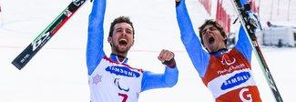 Paralimpiadi d'oro per Bertagnolli-Casal