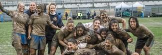 Rugby femminile, battaglia nel fango: le azzurre battono la Scozia a Padova